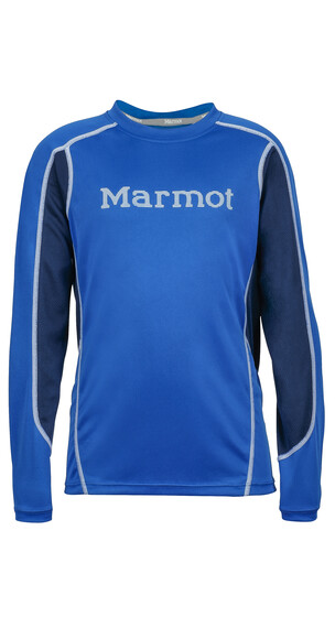 Marmot Windridge - T-shirt - bleu